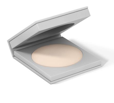 MIILD Natural Mineral Powder 01 Light Sandy