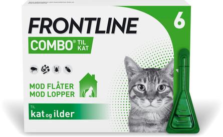 Frontline Combo Vet. Kat 3 x 0,5 ml
