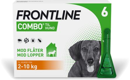 Frontline Combo Vet. 2-10 kg 6 x 0,67 ml