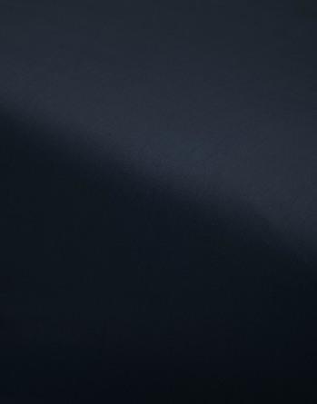 Essenza Satin Fitted Sheet Nightblue 180 x 200