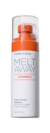Formula 10.0.6 Melt Away Vitamin C Triple-Action Cleanser 100 ml