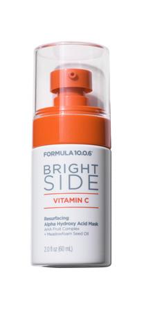 Formula 10.0.6 Bright Side Vitamin C Resurfacing AHA Mask 60 ml