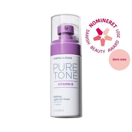 Formula 10.0.6 Pure Tone Vitamin B Refining Light Gel Toner 80 ml