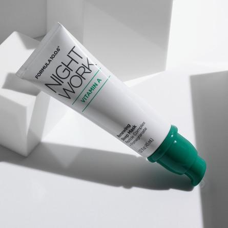 Formula 10.0.6 Night Work Vitamin A Renewing Sleep Mask 45 ml