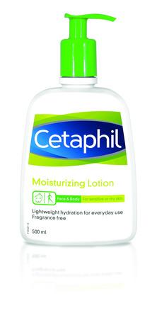 Cetaphil Moisturizing Lotion 500 ml