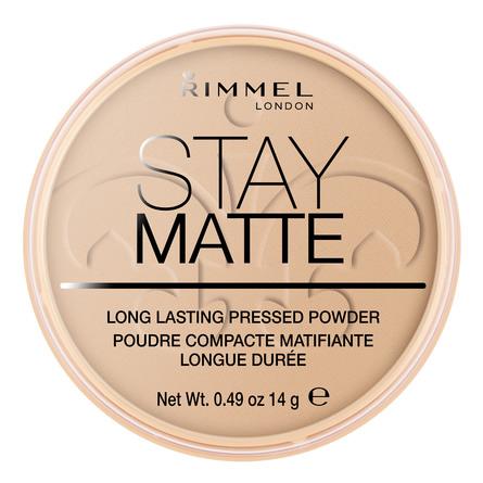 Rimmel Stay Matte Fast Pudder 004 Sandstorm