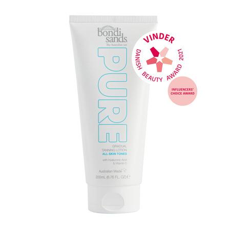 Bondi Sands Pure Gradual Tanning Milk 200 ml