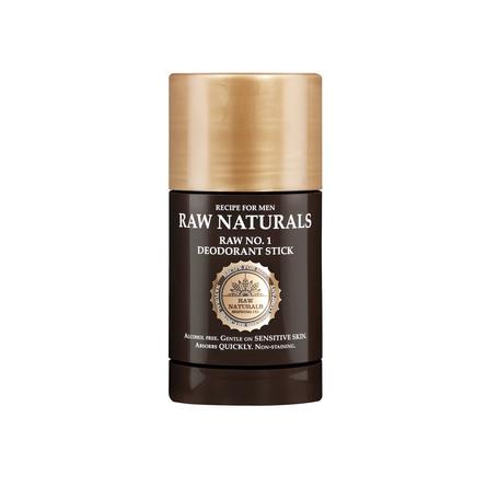 Raw Naturals Raw No1 Deodorant Stick 75 ml