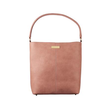 Rosemunde Shopper Deep Rosé