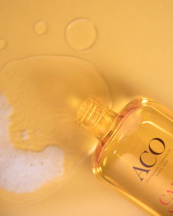 ACO Caring Shower Oil Uden Parfume 400 ml