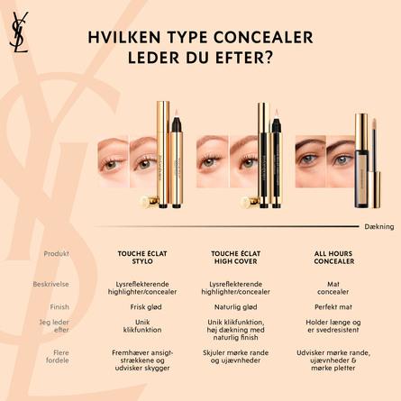 Yves Saint Laurent Touche Eclat Luminous 2.5 Vanilla