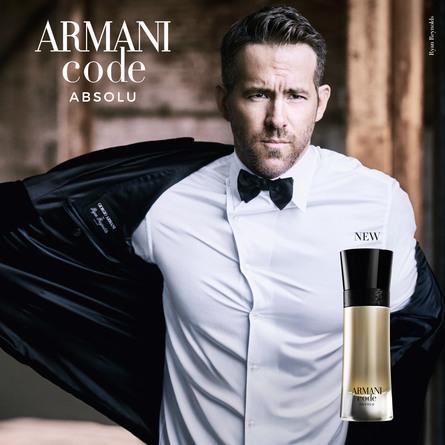 Giorgio Armani Code Absolu Eau de Parfum 60 ml