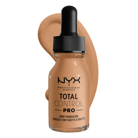 NYX PROFESSIONAL MAKEUP Total Control Pro Drop Foundation Soft Beige