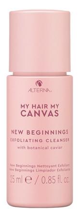 Alterna New Beginnings Exfoliating Cleanser 25 ml