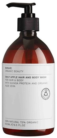 Evolve Daily Apple Hair And Body Wash 500 ml