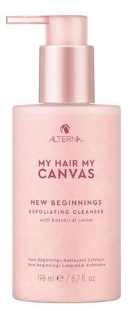 Alterna New Beginnings Exfoliating Cleanser 198 ml