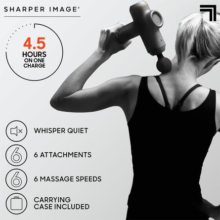 Sharper Image Massage pistol I Æske