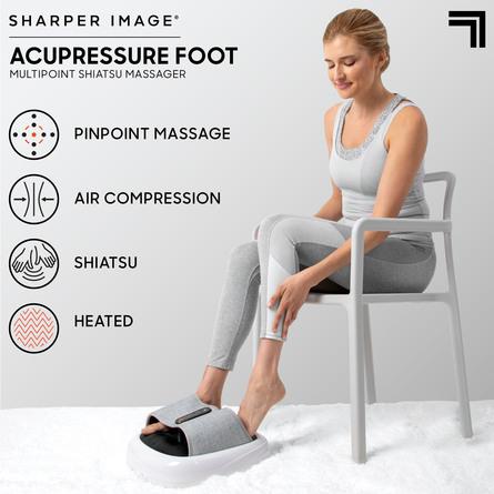 Sharper Image Fodmassage-apparat