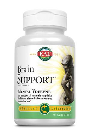 KAL Brain Support 60 tabletter