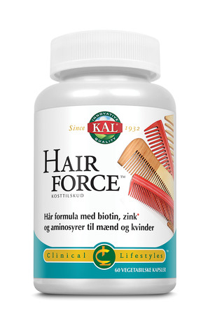 KAL Hair Force 60 tabl