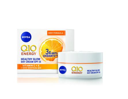 Nivea Q10 Plus C Energising Day Cream SPF15 50 ml