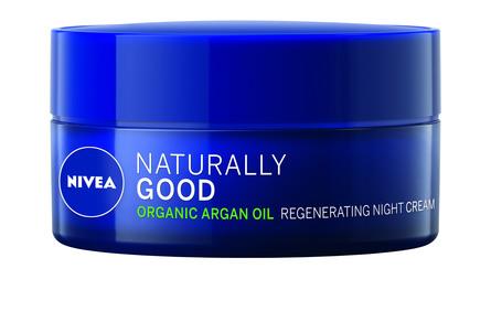 Nivea Naturally Good Natcreme 50 ml