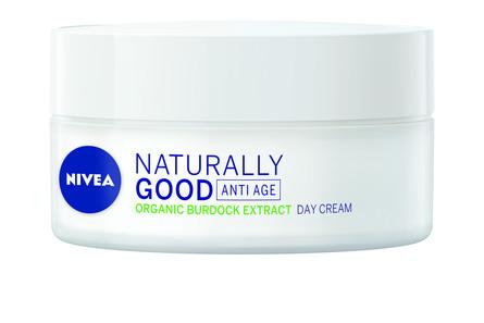 Nivea Naturally Good Anti-wrinkle Dagcreme 50 ml