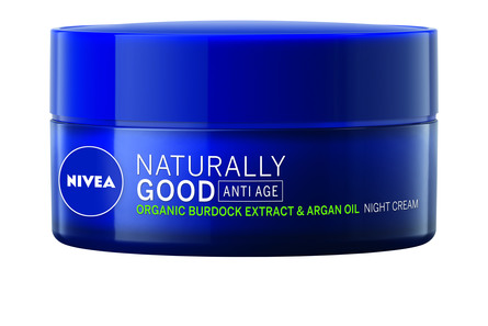 Nivea Naturally Good Anti-wrinkle Natcreme 50 ml