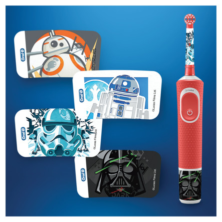 Oral-B Star Wars El-tandbørste Børn 3+