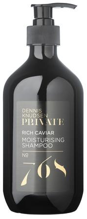 Dennis Knudsen Private Rich Caviar Moisturizing Shampoo 500 ml