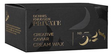 Dennis Knudsen Private Creative Caviar Cream Wax 100 ml