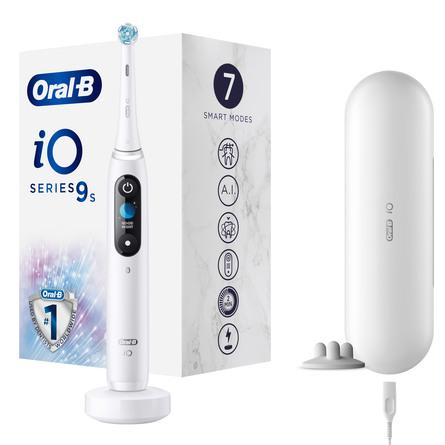 Oral-B iO Series 9s El-tandbørste Hvid