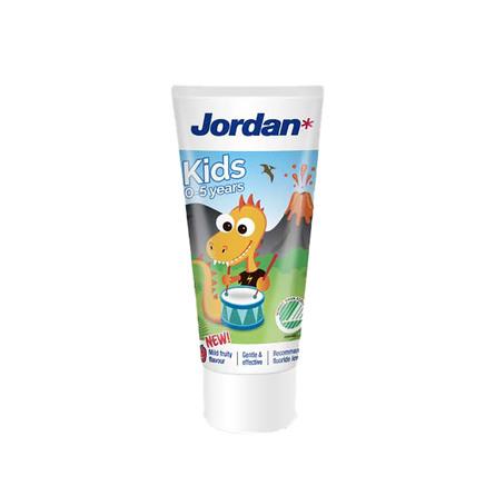 Jordan Tandpasta Børn 0-5 år 50 ml
