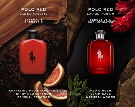 Ralph Lauren Polo Red Eau de Parfum 75 ml