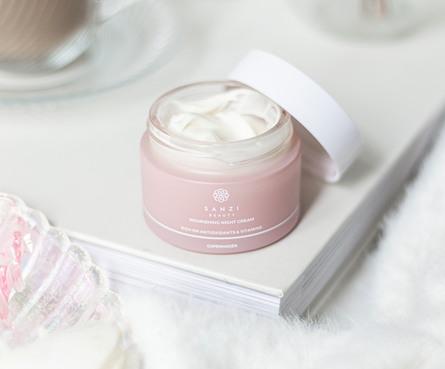 Sanzi Beauty Nourishing Night Cream 50 ml