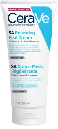 CeraVe SA Renewing Foot Cream 88 ml