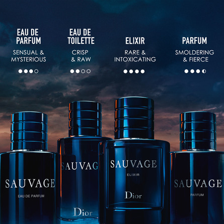 DIOR Sauvage Elixir 60 ml