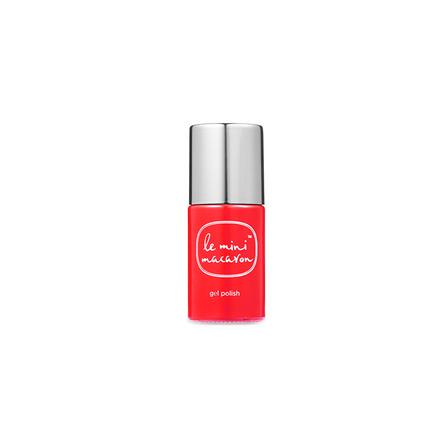 Le mini macaron Single Gel Polish Rouge Coquelicot