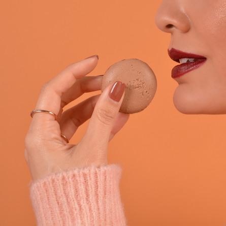 Le mini macaron Single Gel Polish Salted Caramel
