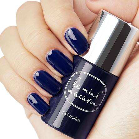 Le mini macaron Single Gel Polish Midnight Blueberry