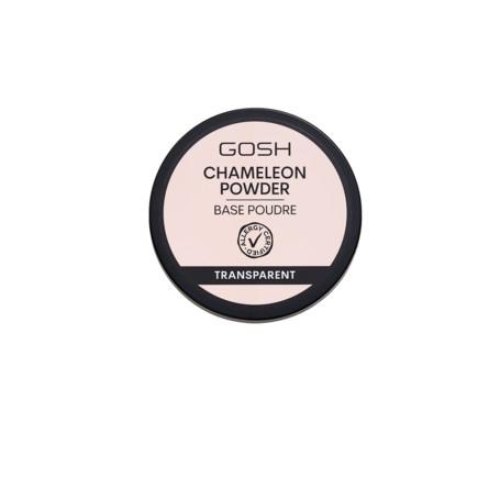 Gosh Copenhagen Chameleon Powder 001 Transparent