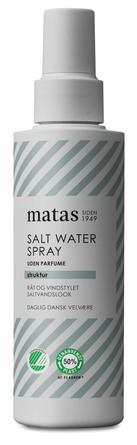 Matas Striber Salt Water Spray Uden Parfume 150 ml
