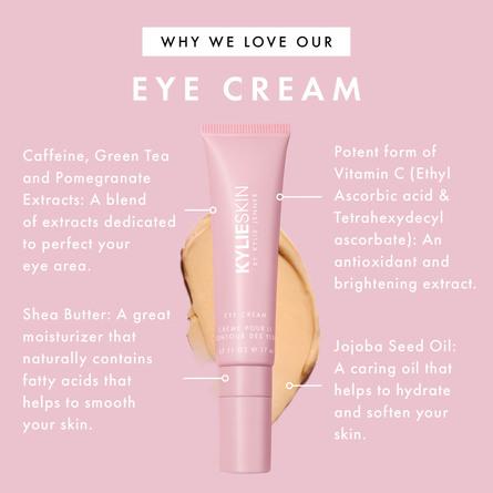 Kylie by Kylie Jenner Hydrate Eye Cream 17 ml