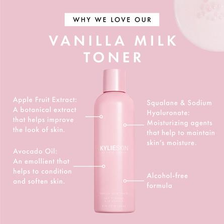 Kylie by Kylie Jenner Vanilla Milk Toner 236 ml