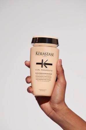 KÉRASTASE Curl Manifesto Bain Hydratation Douceur Shampoo 250 ml