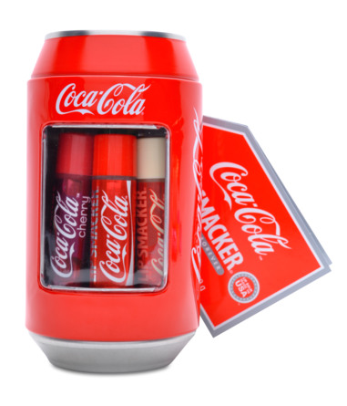 Lip Smackers Coca Cola Dåse Gaveæske