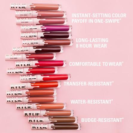 Kylie by Kylie Jenner Matte Liquid Lipstick 500 Kristen