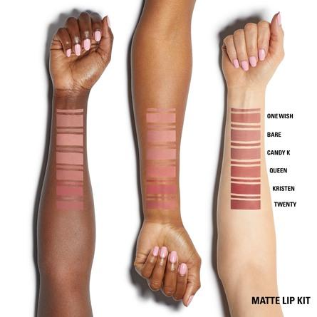 Kylie by Kylie Jenner Matte Liquid Lipstick & Lip Liner 700 Bare