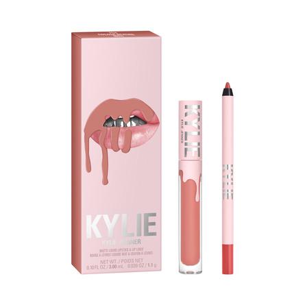 Kylie by Kylie Jenner Matte Liquid Lipstick & Lip Liner 704 Sweater Weather