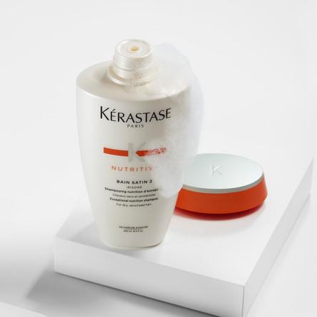 KÉRASTASE Nutritive Bain Satin 2 Shampoo 250 ml